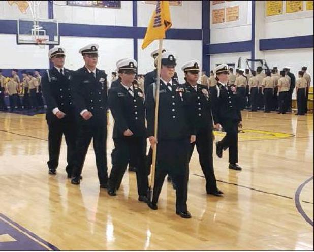 NJROTC Cadets Complete AMI