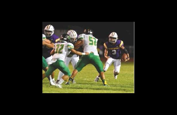 Aransas Pass takes home 23-0 victory against Bishop