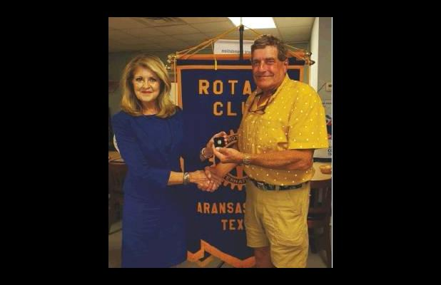 Rotary Club Paul Harris Fellow + 1 Award