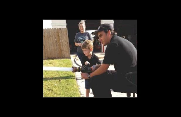 Pre-K Visits Fire Department, Learns Fire Safety