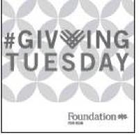 Foundation for HCM eyes 'Giving Tuesday' on Dec. 3